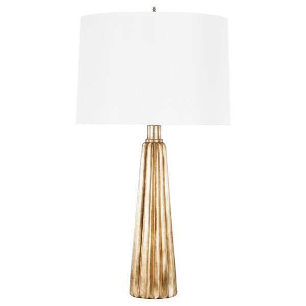 Worlds Away Hensley Gold Table Lamp - Matthew Izzo Home