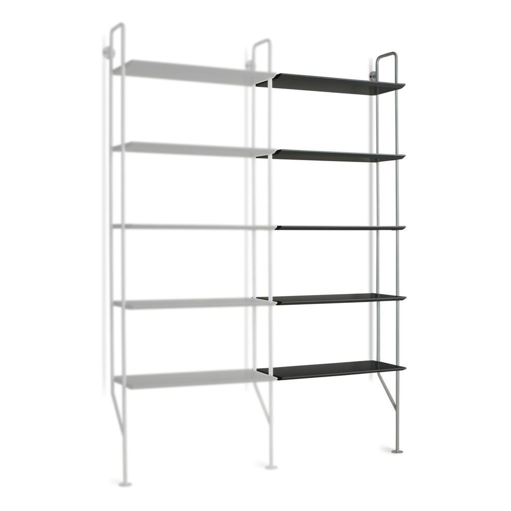 Blu Dot Hitch Ladder Add On Bookcase