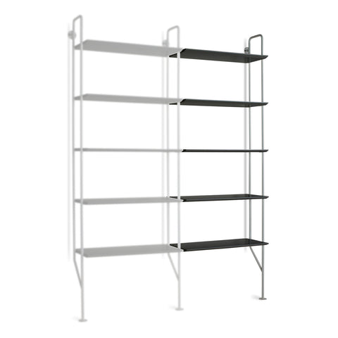 Blu Dot Hitch Ladder Add On Bookcase - Matthew Izzo Home
