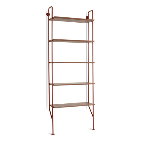 Blu Dot Hitch Ladder Bookcase - Matthew Izzo Home