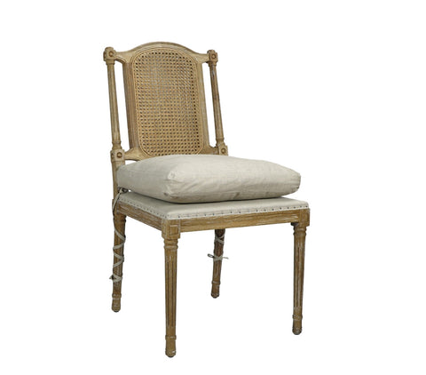 Cotswald Rustic Side Chair - Matthew Izzo Home