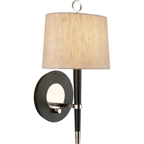 Jonathan Adler Ventana Nickel Wall Sconce - Matthew Izzo Home