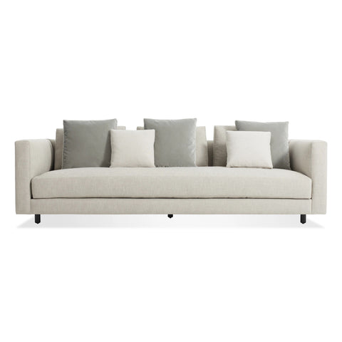 "Blu Dot Hands Down 94"" Sofa in Landa Stone - Matthew Izzo Home"