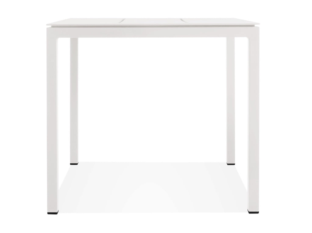 Blu Dot Skiff White Tall Side Table - Matthew Izzo Home