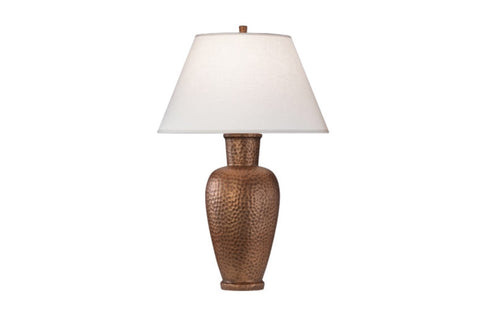 Robert Abbey Beaux Arts Urn Copper Table Lamp - Matthew Izzo Home