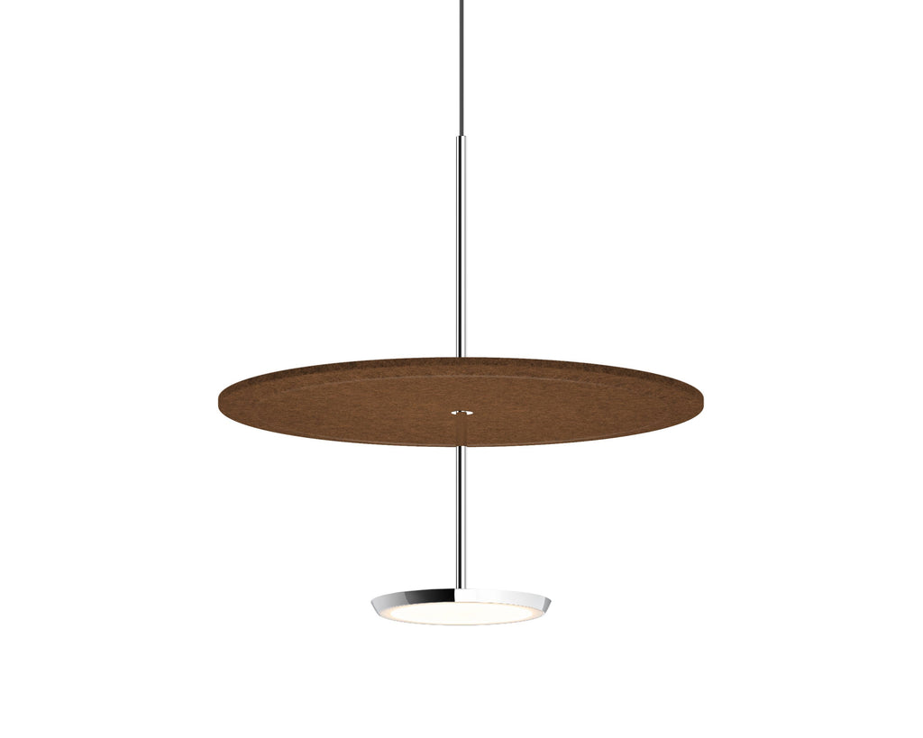Pablo Designs Sky Sound Chestnut Pendant - Matthew Izzo Home