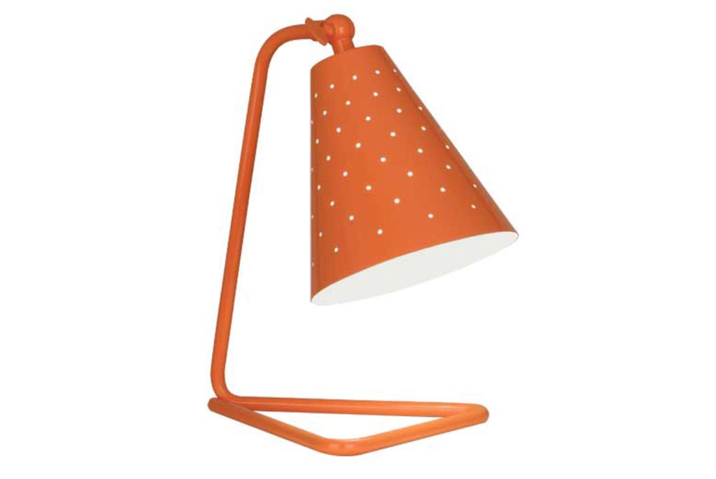 Robert Abbey Pierce Pumpkin Task Table Lamp - Matthew Izzo Home