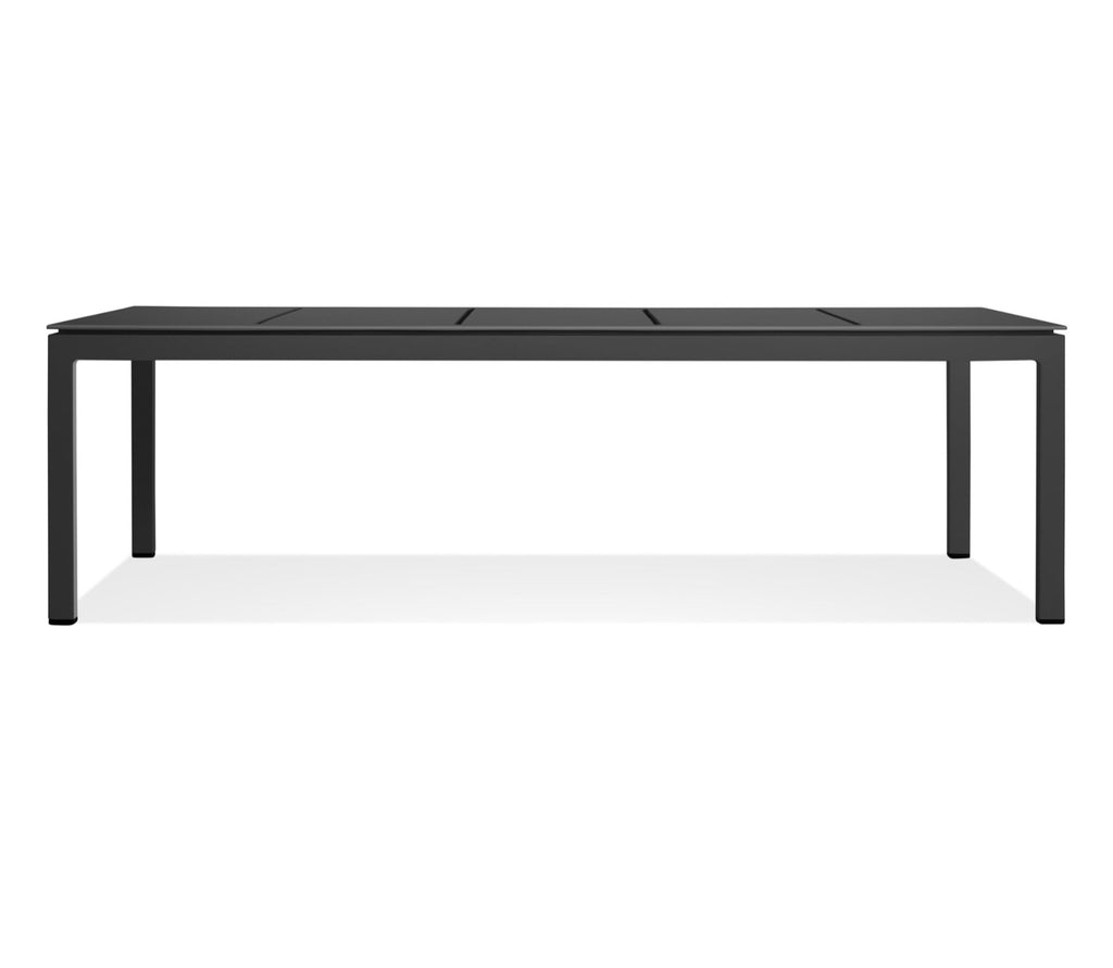 Blu Dot Skiff Carbon Outdoor Coffee Table - Matthew Izzo Home