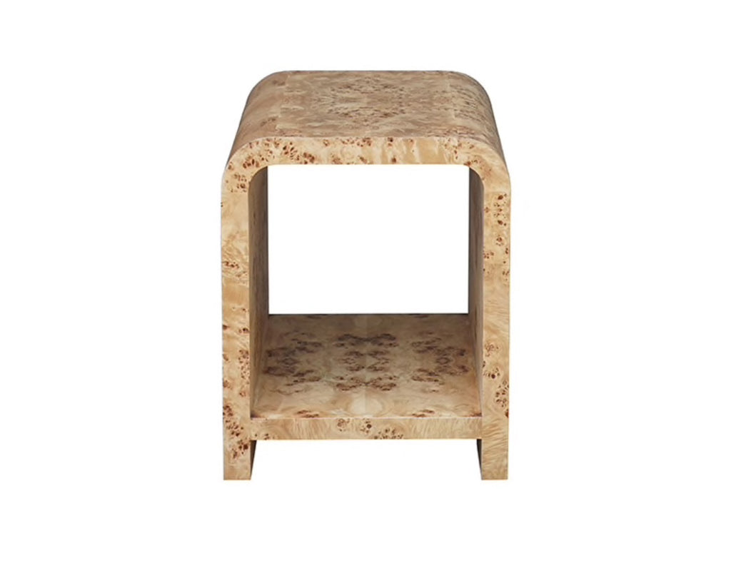 Worlds Away Putnam Side Table - Matthew Izzo Home