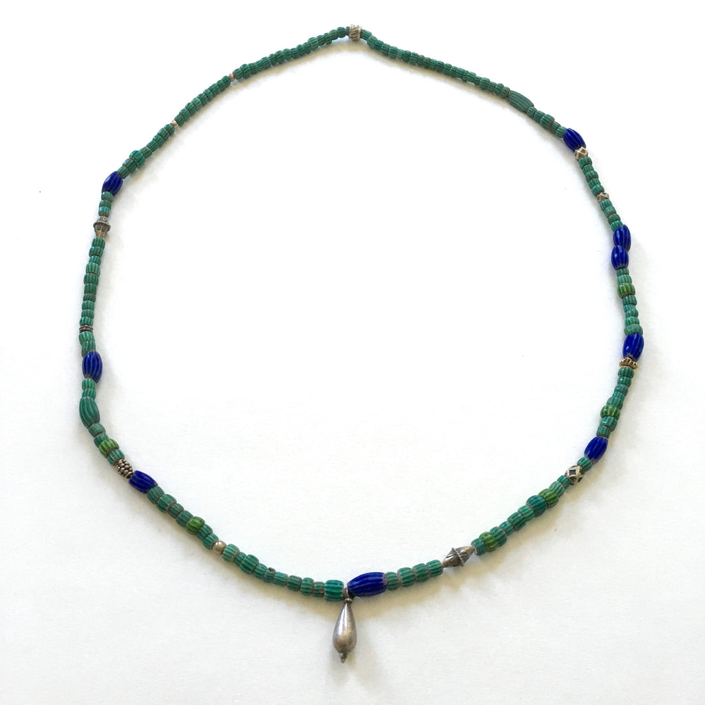 Tribal Three Layer African Beads - Matthew Izzo Home