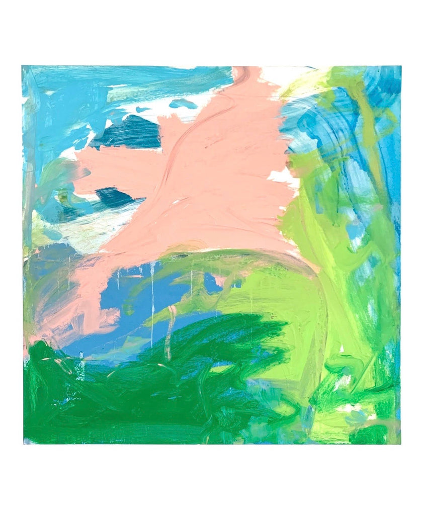 Spring Awakening, Painting by Matthew Izzo - Matthew Izzo Home
