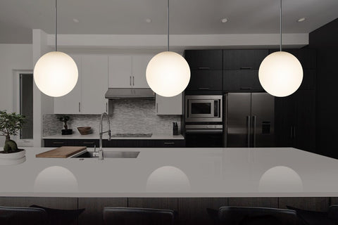 Pablo Designs Bola Sphere Pendant Light - Matthew Izzo Home