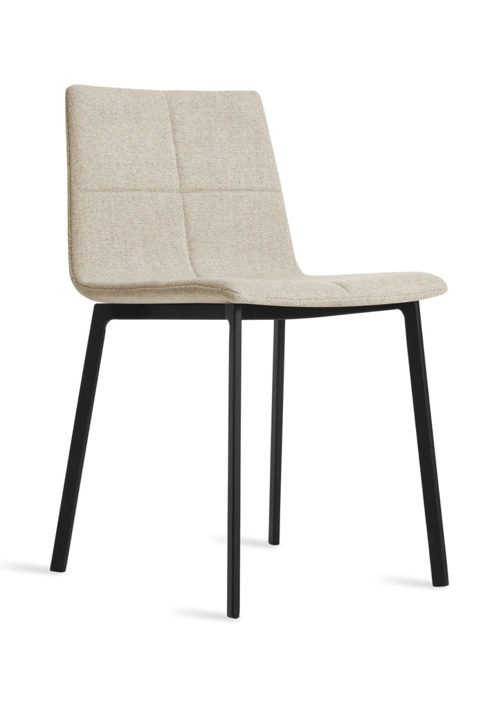 Blu Dot Between Us Stone Modern Dining Chair - Matthew Izzo Home