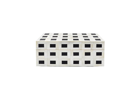 Worlds Away Jordon Large Decorative Box - Matthew Izzo Home