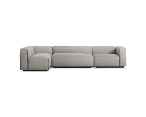 Blu Dot Cleon Medium + Sectional Sofa - Right - Matthew Izzo Home