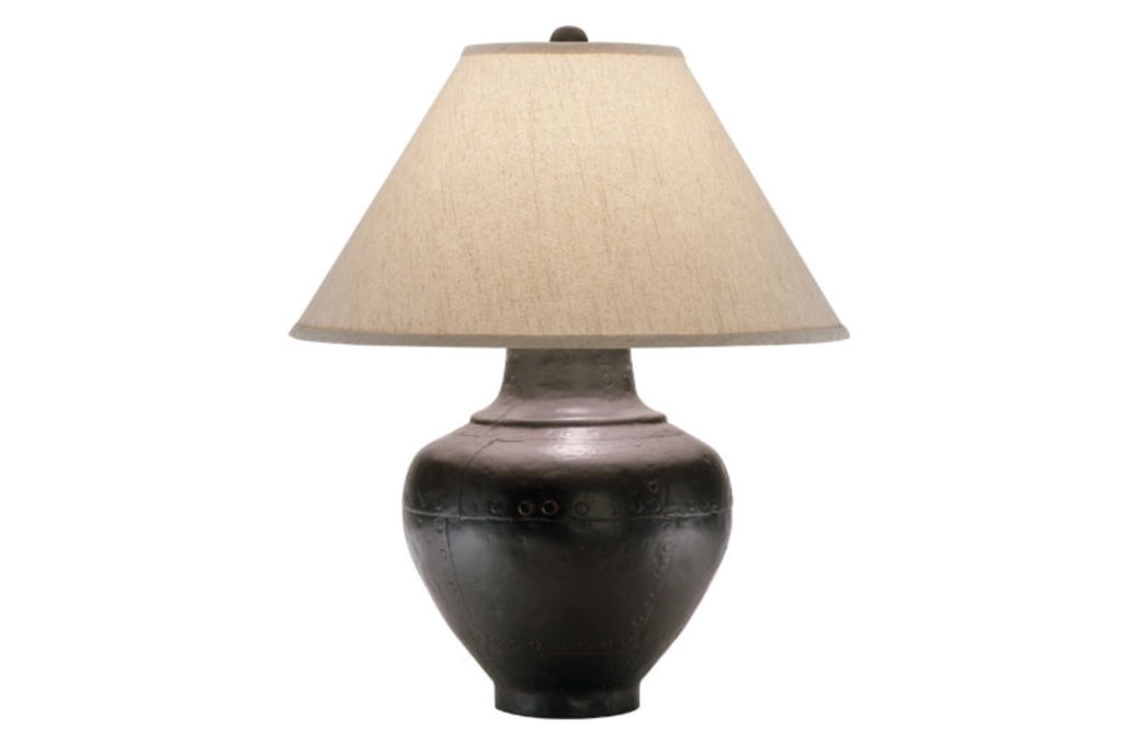 Robert Abbey Foundry Rusted Table Lamp - Matthew Izzo Home
