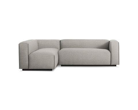 Blu Dot Cleon Small Sectional Sofa - Right - Matthew Izzo Home