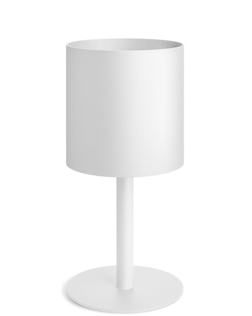 Blu Dot Plot White Modern Planter - Matthew Izzo Home