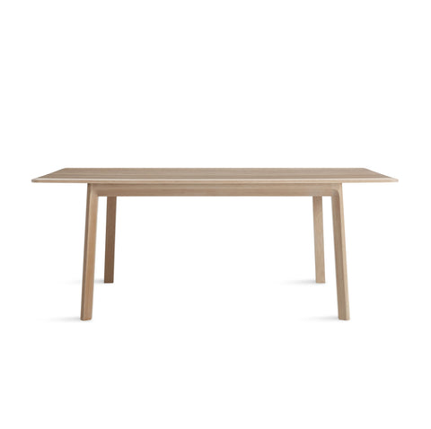 Blu Dot Keeps White Oak Dining Table - Matthew Izzo Home