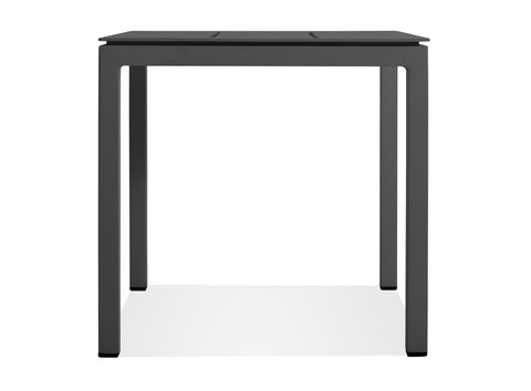 Blu Dot Skiff Carbon Low Side Table - Matthew Izzo Home
