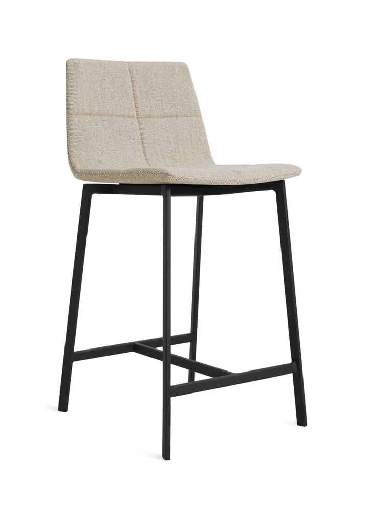 Blu Dot Between Us Stone Modern Counter Stool - Matthew Izzo Home