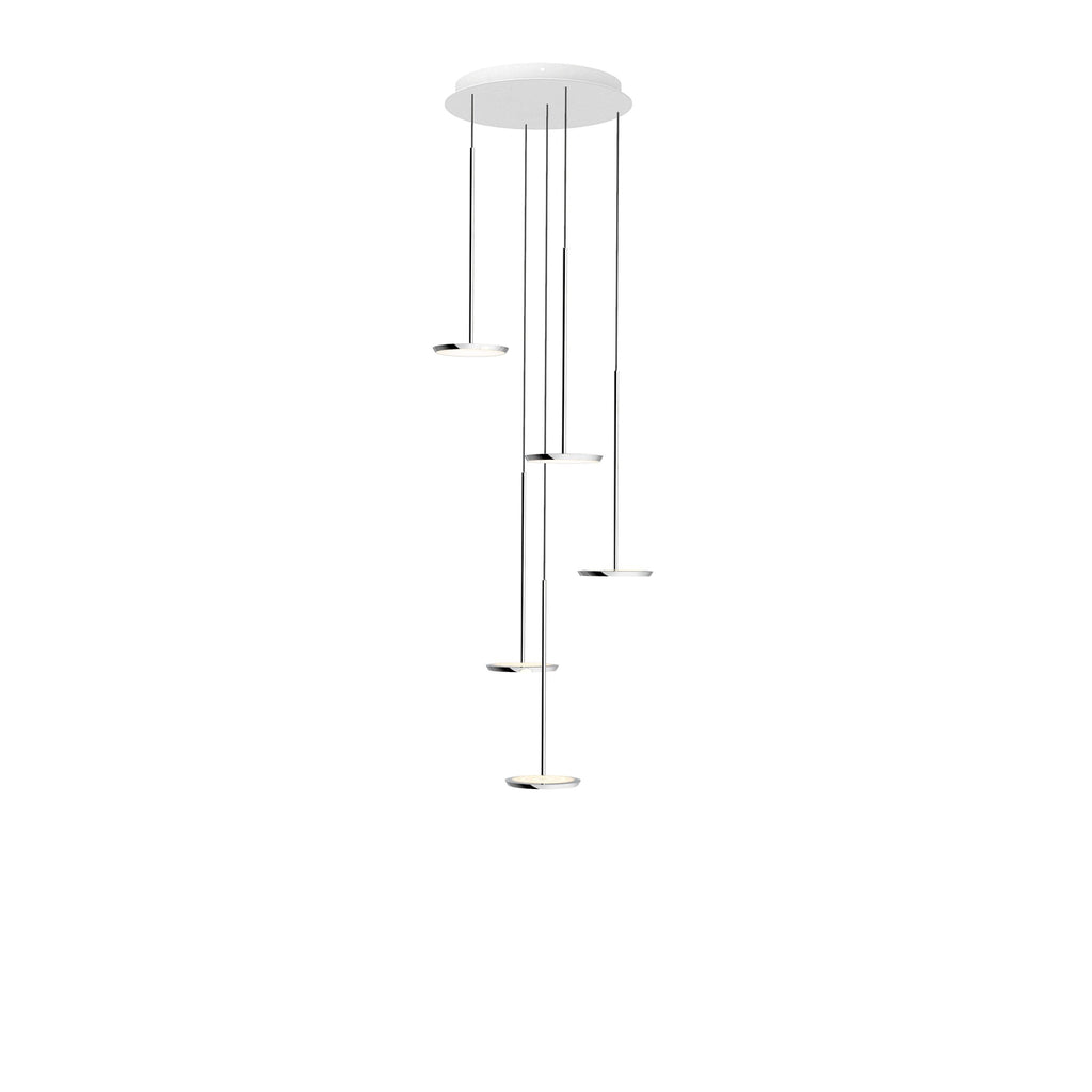 Pablo Designs Sky 5 Chandelier