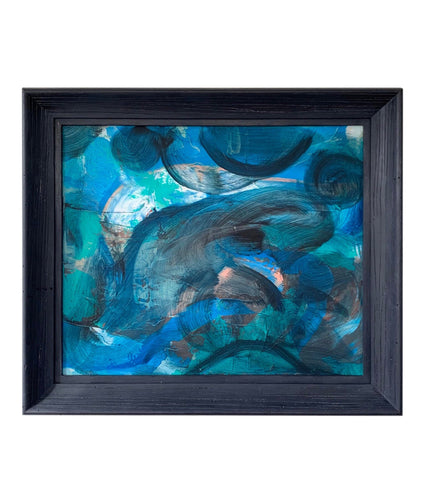 Framed Acrylic on Canvas Painting - Matthew Izzo Home