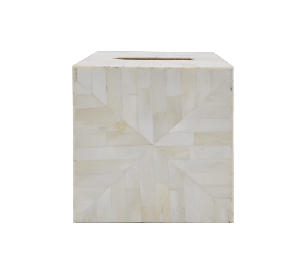 Worlds Away Beth Tissue Box Cover - Matthew Izzo Home