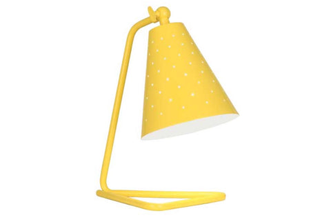 Robert Abbey Pierce Yellow Task Table Lamp - Matthew Izzo Home