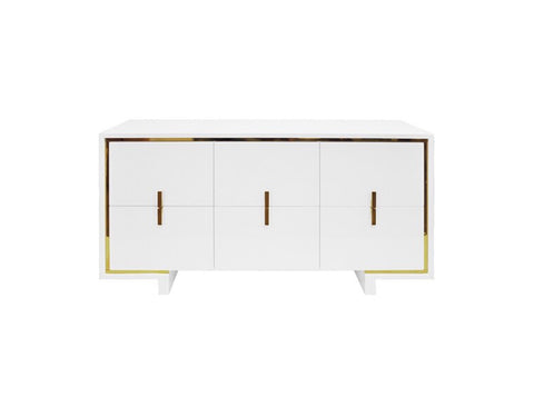 Worlds Away Holden Buffet Cabinet - Matthew Izzo Home