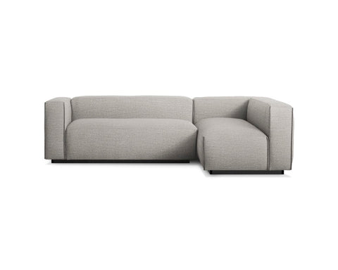 Blu Dot Cleon Small Sectional Sofa - Left - Matthew Izzo Home