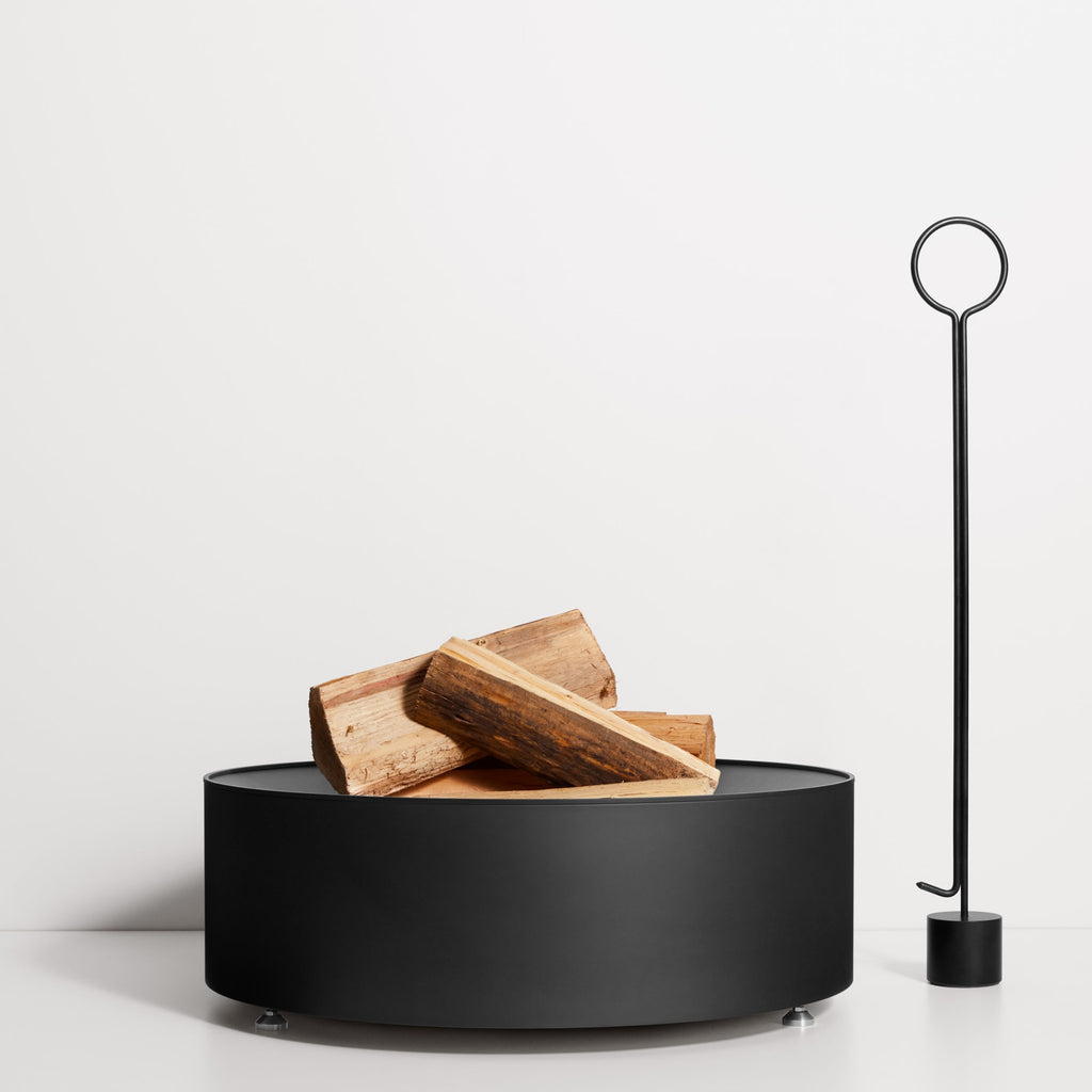 Blu Dot Smokey Fire Pit - Matthew Izzo Home