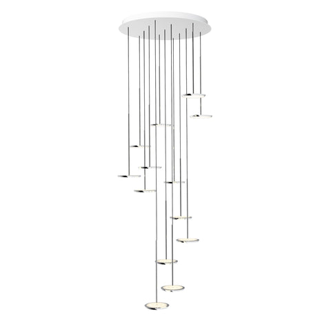 Pablo Designs Sky 13 Chandelier
