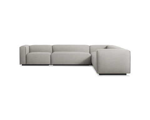 Blu Dot Cleon Large Sectional Sofa - Left - Matthew Izzo Home