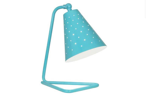 Robert Abbey Pierce Blue Task Table Lamp - Matthew Izzo Home