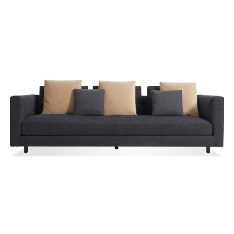 "Blu Dot Hands Down 94"" Sofa in Tofte Navy - Matthew Izzo Home"