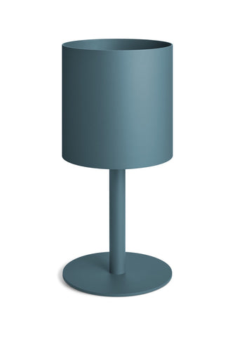 Blu Dot Plot Marine Blue Modern Planter - Matthew Izzo Home