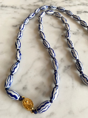 Vintage Chinese Necklace - Matthew Izzo Home
