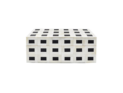 Worlds Away Jordon Small Decorative Box - Matthew Izzo Home