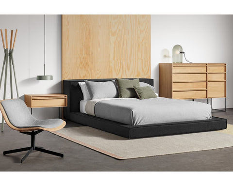 Blu Dot Dodu Queen Bed - Matthew Izzo Home