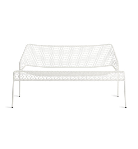 Blu Dot Hot Mesh Off-White Settee - Matthew Izzo Home