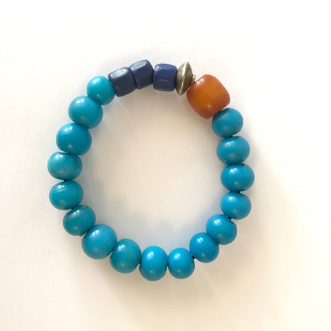 Trade Bead Bracelet - Matthew Izzo Home