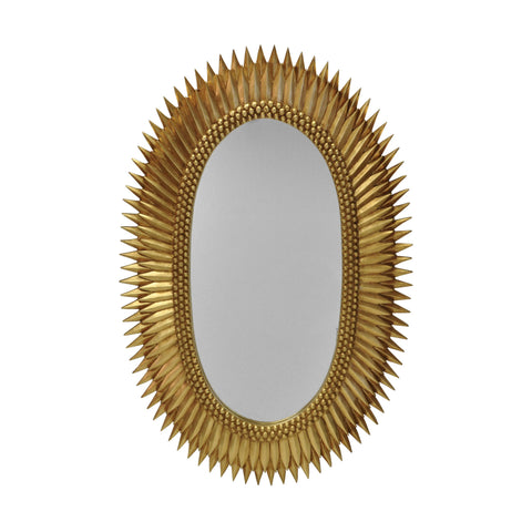 Worlds Away Rita Starburst Mirror - Matthew Izzo Home