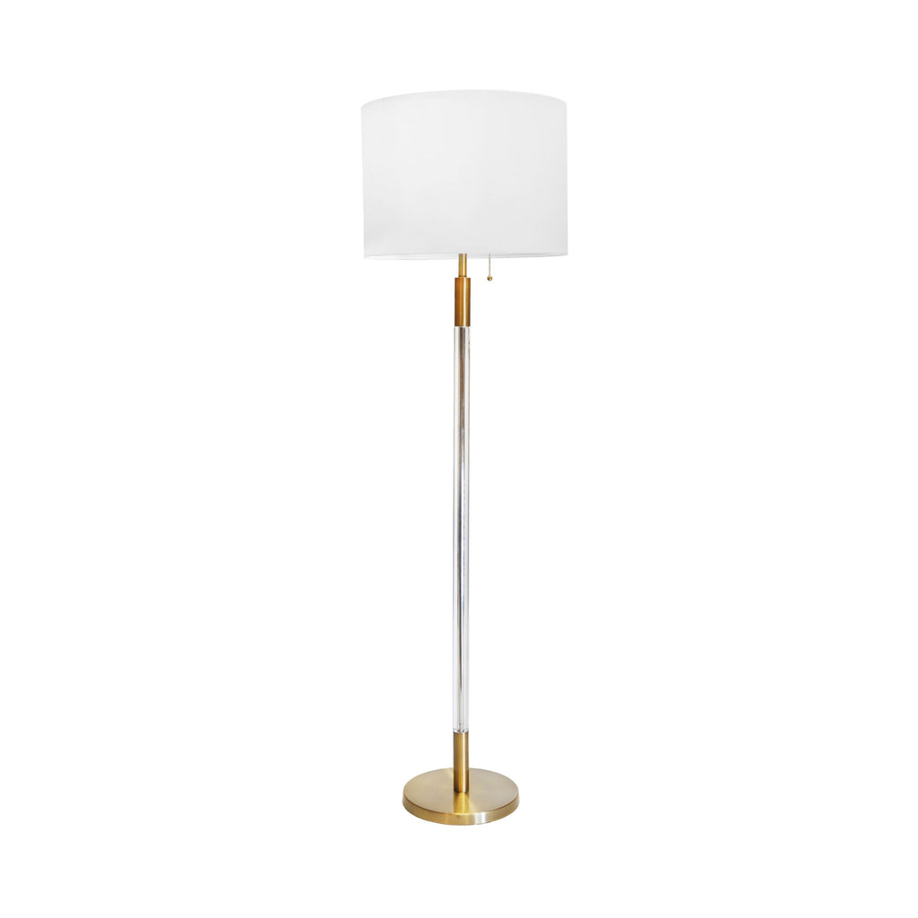 Worlds Away Jed Floor Lamp - Matthew Izzo Home