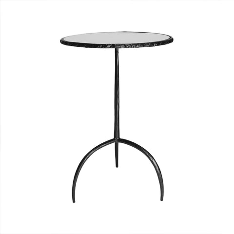 Worlds Away Opal Accent Table - Matthew Izzo Home