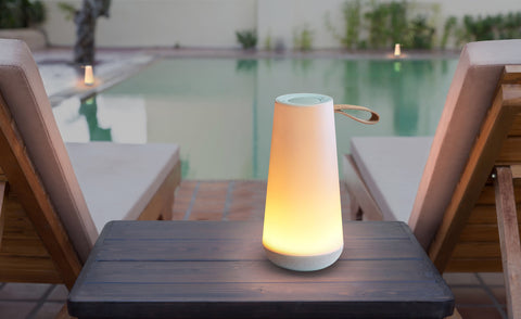 Pablo Designs Uma Mini Sound Lantern - Matthew Izzo Home