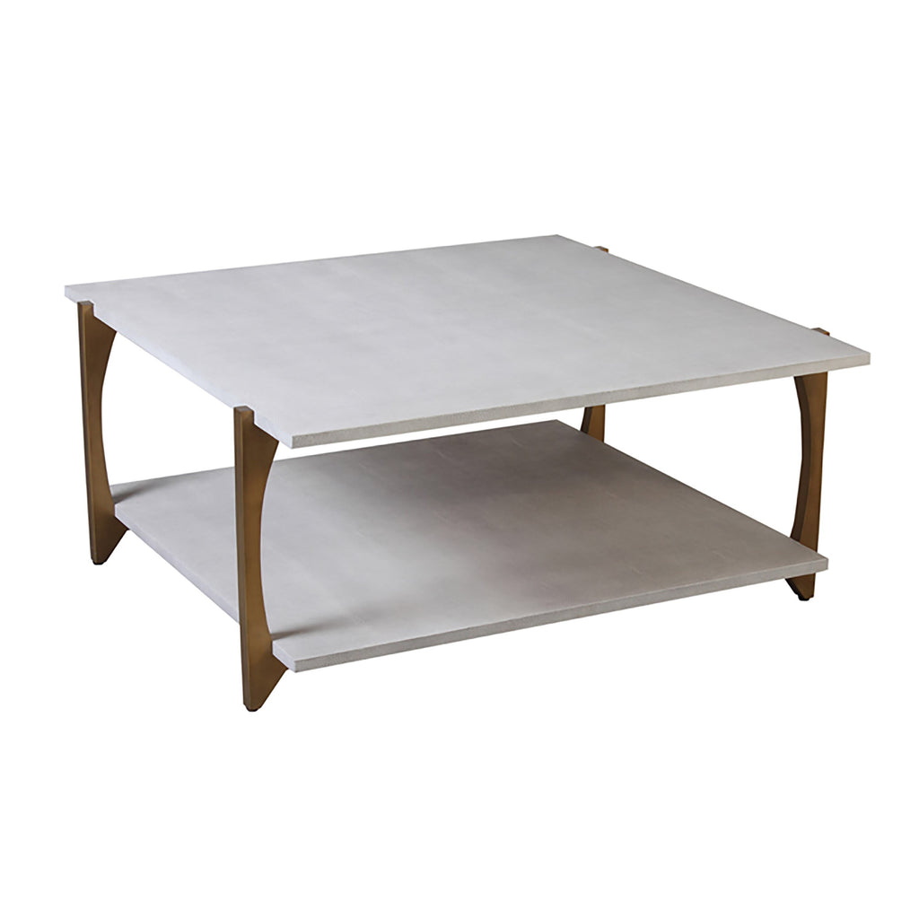 Worlds Away Roman Coffee Table - Matthew Izzo Home
