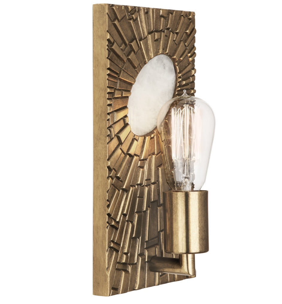 Robert Abbey Goliath Wall Sconce - Matthew Izzo Home