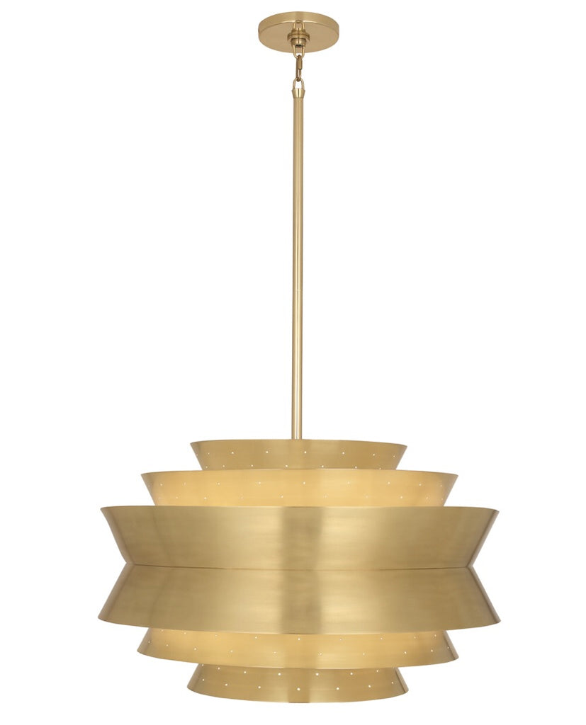 Robert Abbey Pierce Wide Pendant - Matthew Izzo Home