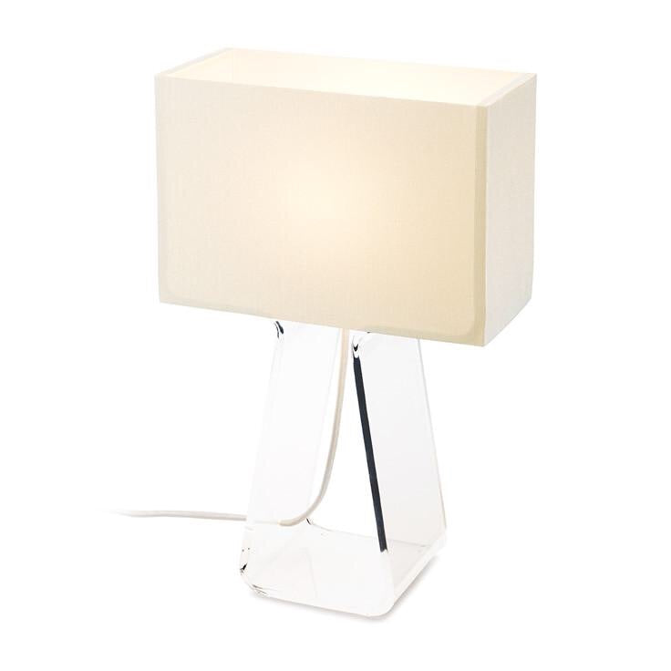"Pablo Designs Tube Top Table Lamp, 14"" - Matthew Izzo Home"